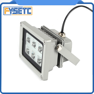 Image 5 - High Quality 110 260V 405nm UV LED Resin Curing Light Lamp for SLA DLP 3D Printer Photosensitive Accessories Hot sale