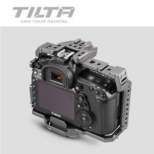 Image 5 - Cage Tilta pour Canon 5D série DSLR caméra 5D Mark II III IV Cage pour 5D2 5D3 5D4 appareil photo Accesosires