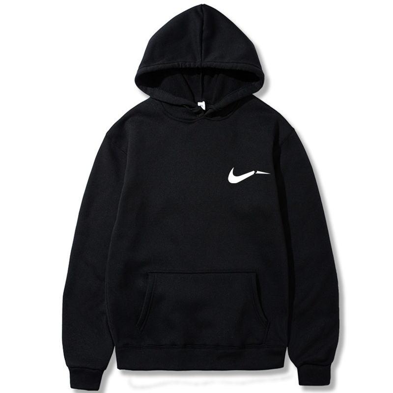 2019 New Fashion Brand Suprem Hoodie Streetwear Hip Hop Black Gray Hooded Hoody Mens Print Hoodies And Sweatshirts Size S 3XL in Hoodies amp Sweatshirts from Men 39 s Clothing