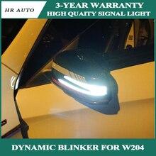 สำหรับ Benz A B C E S CLA GLA CLS Class แบบไดนามิกไฟเลี้ยว LED Light W176 W246 W204 W212 c117 X156 ด้านหลังกระจกตัวบ่งชี้
