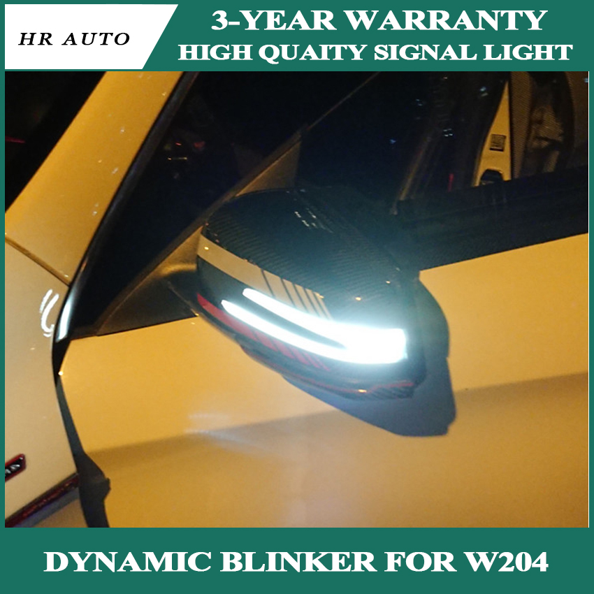 For Benz A B C E S CLA GLA CLS Class Dynamic Turn Signal LED Light W176 W246 W204 W212 C117 X156 Side Rear Mirror Indicator-in Signal Lamp from Automobiles & Motorcycles