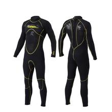 Slinx Wetsuit Swimsuit Scuba Diving Suit For Men Wet Suit 3mm Spearfishing Suit Neoprene Spears Surfing Snorkeling Clothing Sets