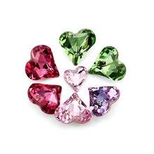 Высококачественный клей Astrobox K9 для дизайна ногтей, изящный камень с сердечком и кристаллами, бусины россыпью, аксессуары для одежды и рукод...