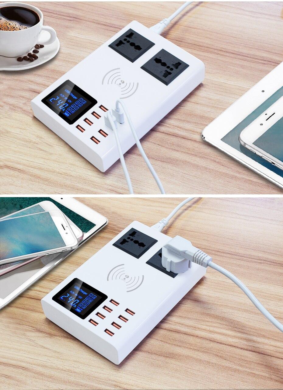 chargeur rapide sans fil