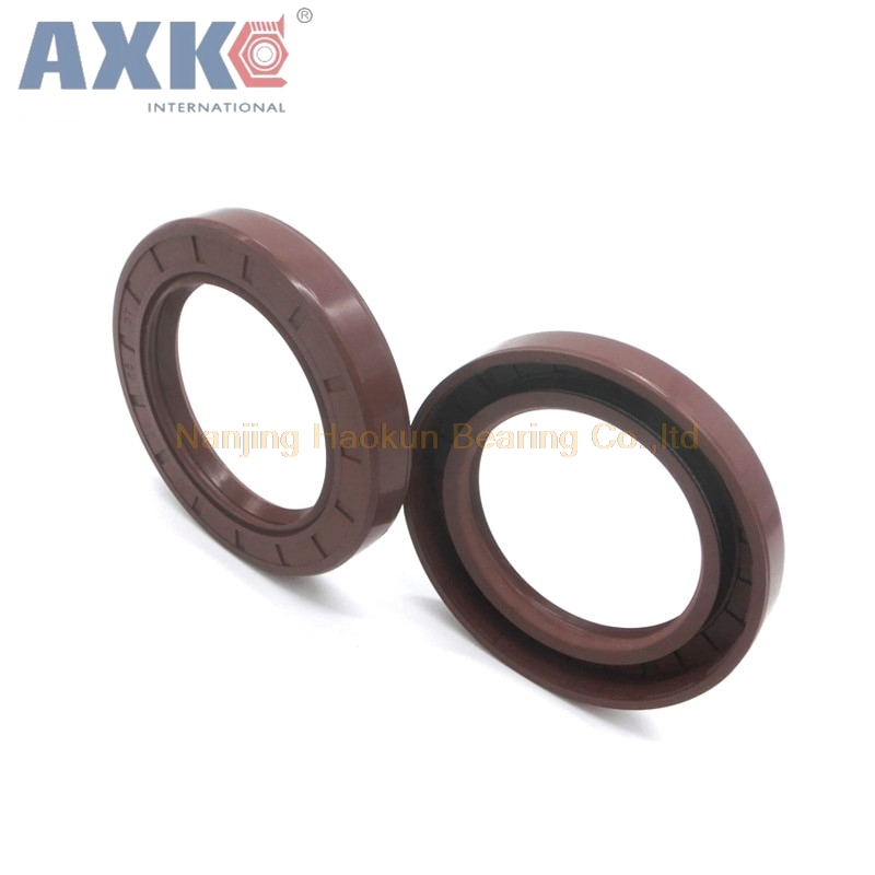 AXK 10PCS Fluorine rubber fluoro rubber skeleton oil seal <font><b>30</b></font>*<font><b>52</b></font>/55/56/58/60/62/65*7/8/<font><b>10</b></font>/12 image