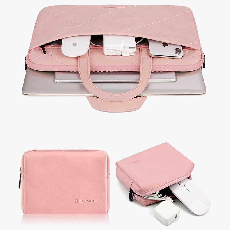 DIHOPE Wasserdicht Nette Laptop Tasche Sleeve 12 13 14 15 15,6 Zoll Notebook Tasche Für Macbook Air Pro 13,3 15,4 dell Asus HP Acer Fall