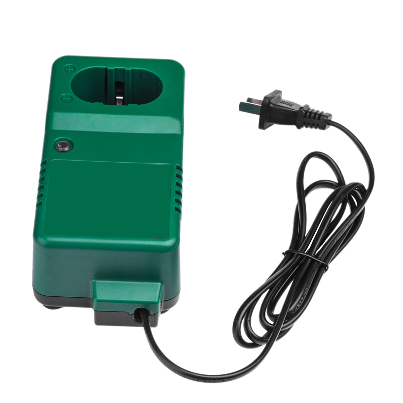 Replacement Battery Charger For Hitachi Ni Cd Ni Mh 7 2V 9 6V 12V Cordless Drill Rechargeable Batteries 1 5A Us Plug in Chargers from Consumer Electronics