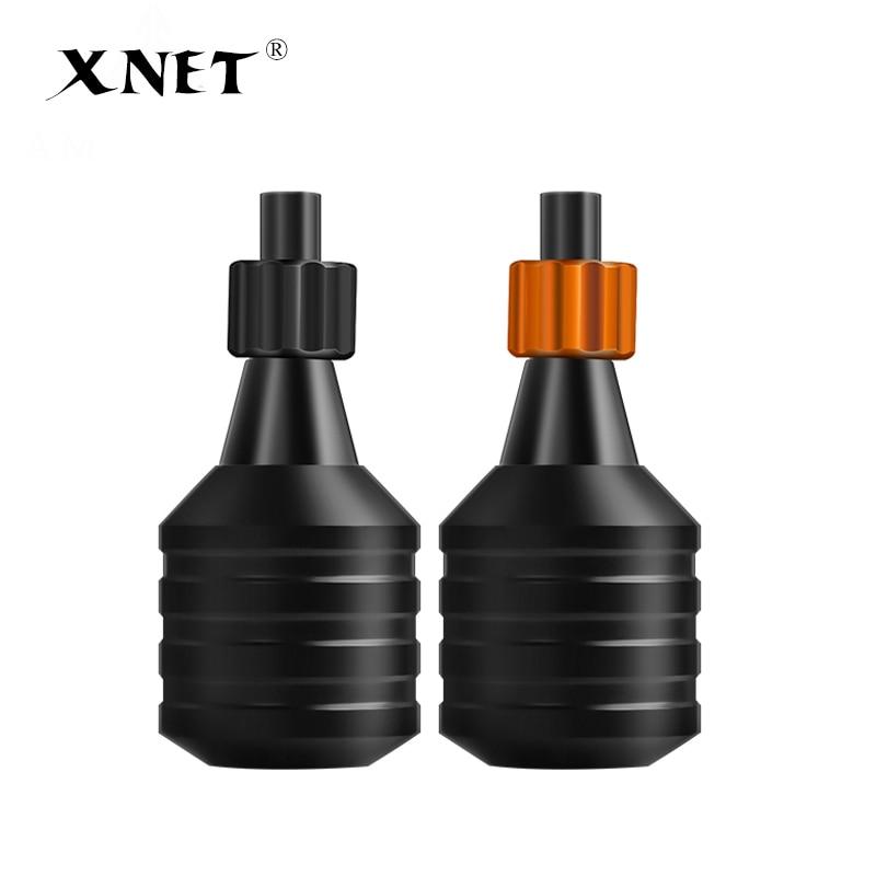 XNET Comfortable Tattoo Grip 38mm Adjustable 4mm Suitable Non-slip Aluminum Alloy Grip For Tattoo Machine