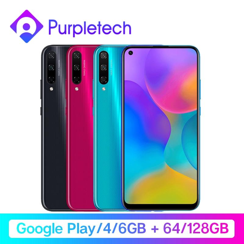 "Original Honor Play 3 Google Play Kirin 710 F Octa Core Smartphone 48MP AI Triple Cameras 6.39"" Android P Mobile Phone"