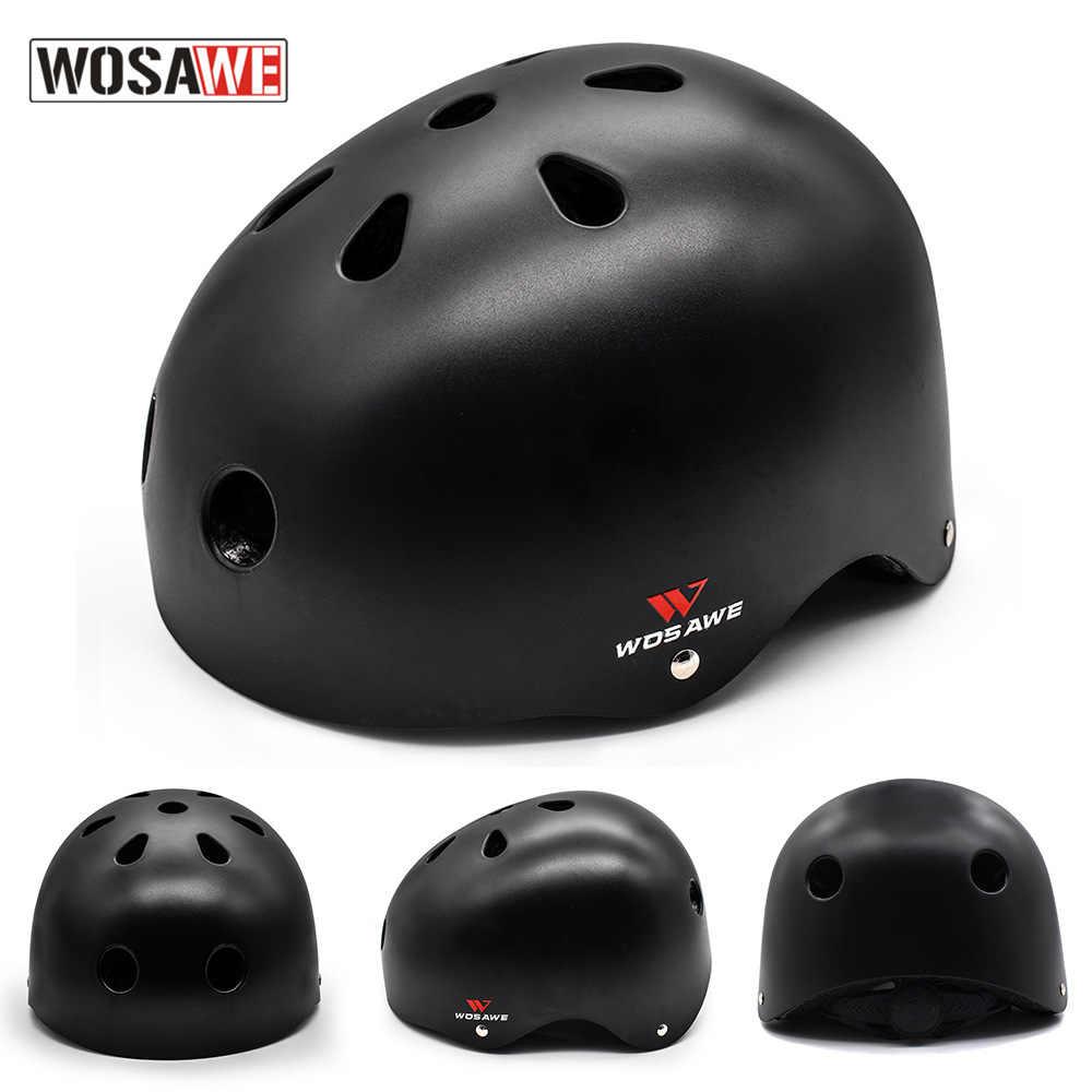 WOSAWE 7 шт./компл. мульти-спортивный мотоциклетный защитный шлем велосипедный шлем наколенники налокотники наручные охранники для катания на коньках скутер