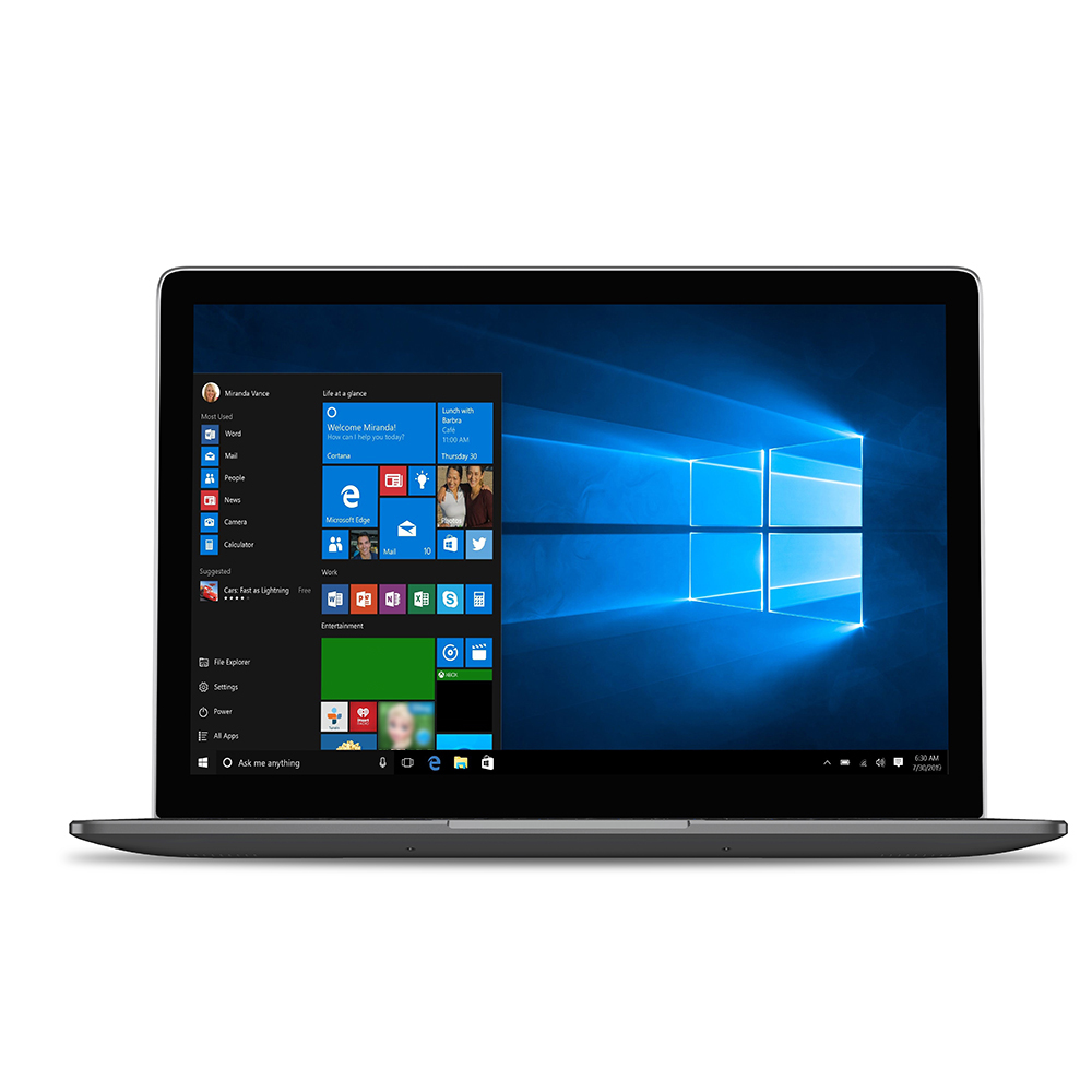 GPD P2 MAX 8.9 Inches Mini Laptop <font><b>Tablet</b></font> PC Windows 10 Intel Celeron 3965Y <font><b>Notebook</b></font> 8GB 256GB 2.4G&5G WiFi BT 4.2 Touch Control image