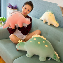 Cute Cartoon Dinosaur Plush Toy Stuffed Animal Doll Toys Pillow Creative Children Girls Gift