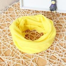 Новые аксессуары для детской одежды детский шарф осенне зимний