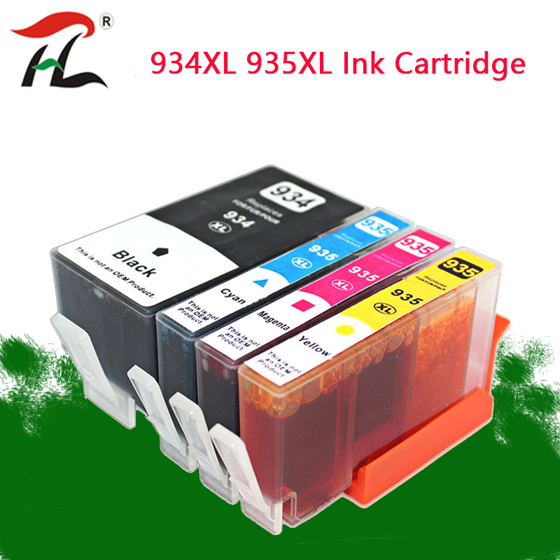 For HP 934XL HP 935XL Ink Cartridges 934XL 935XL 934 935 For Hp934 For HP Officejet Pro 6812 6830 6815 6835 6230 6820 Printer