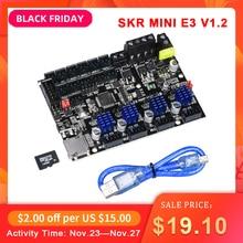 BIQU BIGTREETECH SKR MINI E3 V1.2 carte de commande 32 bits intégrée TMC2209UART pour Ender 3/5 pièces dimprimante 3D TMC2208