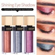 Highlight Glitter Liquid Eye Shadow Makeup Pallete Matte Palette Shimmer And Shine Diamond Eyeshadow Powder Pigment