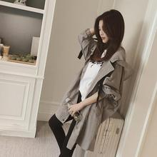 Spring Autumn Hooded Women Long Sleeve Solid Color Coats Female Girls Fashion Le