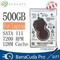 Игровой жесткий диск Seagate 500 Гб, 7200 об/мин, 2,5