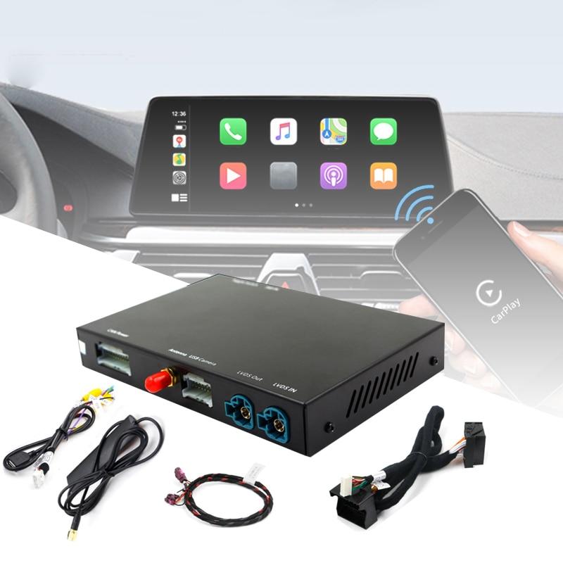 Auto Wireless für Carplay Aktivator Android Interface Auto für BMW NBT F10 F20 F30 X1 X3 X4 X5 X6 F48 f25 F26 F15 F56 MINI Serie