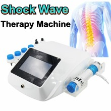 Shockwave Therapy Machine Effectively Relieves The Pain of Tennis Elbow Plantar Fasciitis ED Therapy Body Relaxing Massager