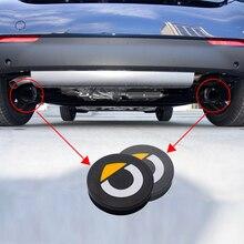 2 шт., водонепроницаемый защитный чехол от ржавчины для Smart 451 450 Fortwo 453 Forfour, аксессуары для автомобиля, водонепроницаемый шланг