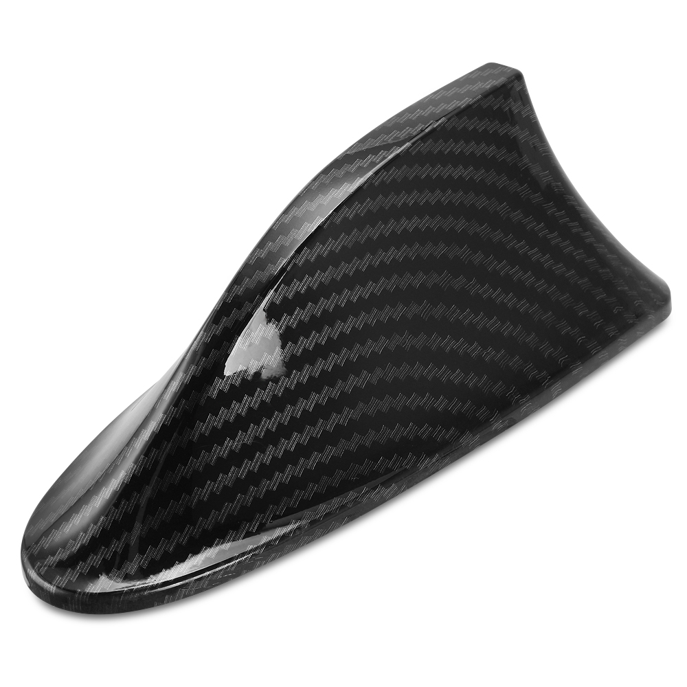 Чехол для автомобильной антенны из углеродного волокна Shark Fin для BMW E90 E60 E70 E87 1 3 5 6 Series M3 M5 X1 X5 X6 Z4