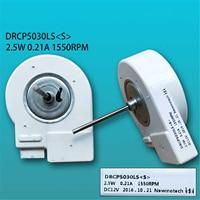 New original for Samsung DC Fan Motor DRCP5030LA(S) DC12V Refrigerator Cooling Fan Refrigerator Parts