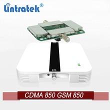 Amplificador celular 850 mhz 2g 3g repetidor de sinal de telefone celular gsm umts cdma amplificador