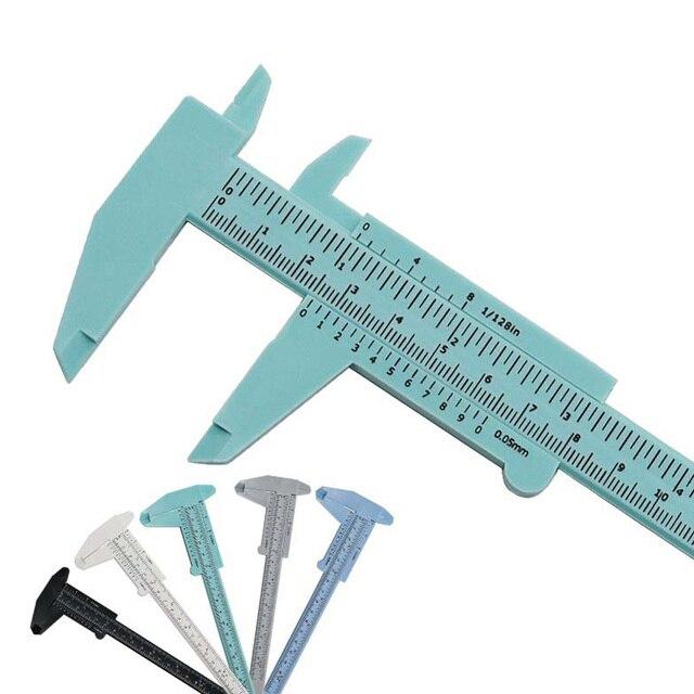 Faire 150mm Vernier pied à coulisse ouverture profondeur diamètre mesure outil bricolage travail du bois métallisation plomberie modèle outil offre spéciale
