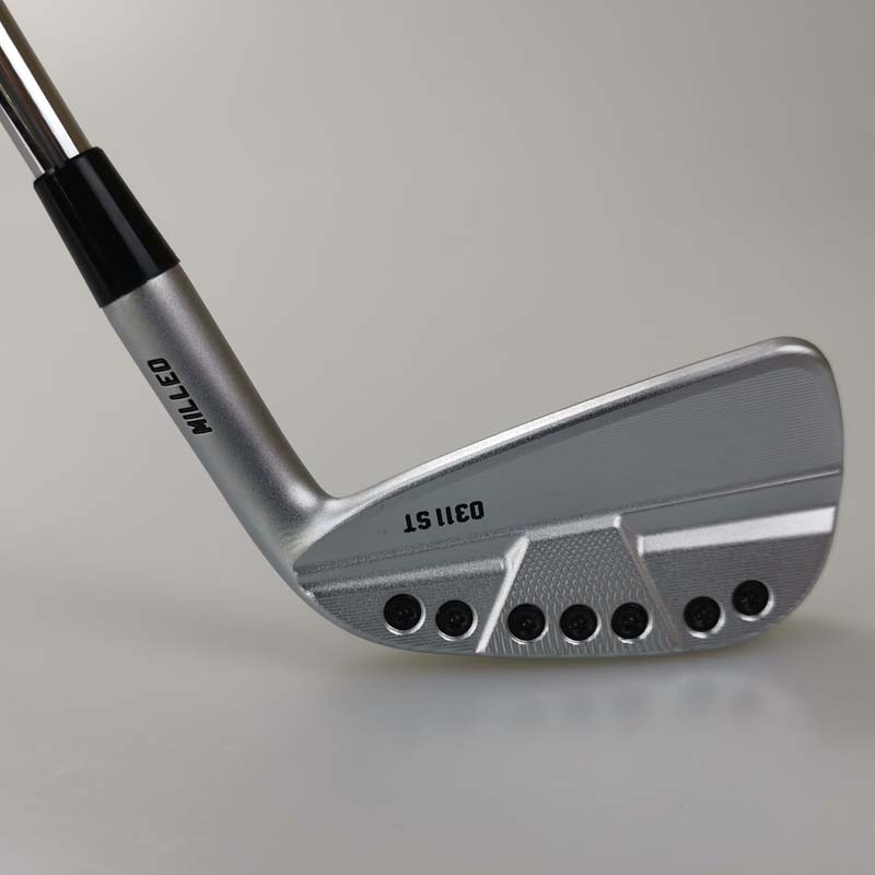 Golf Iron 0311ST Single Branch No. 7 Iron Graphite And Steel Shaft Golf Club With Rod Cover Free Shipping