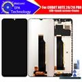 ЖК-дисплей CUBOT NOTE 20 + дигитайзер сенсорного экрана + рамка в сборе, 100% оригинальный ЖК-дисплей + сенсорный дигитайзер для CUBOT NOTE 20 PRO + Инструмен...