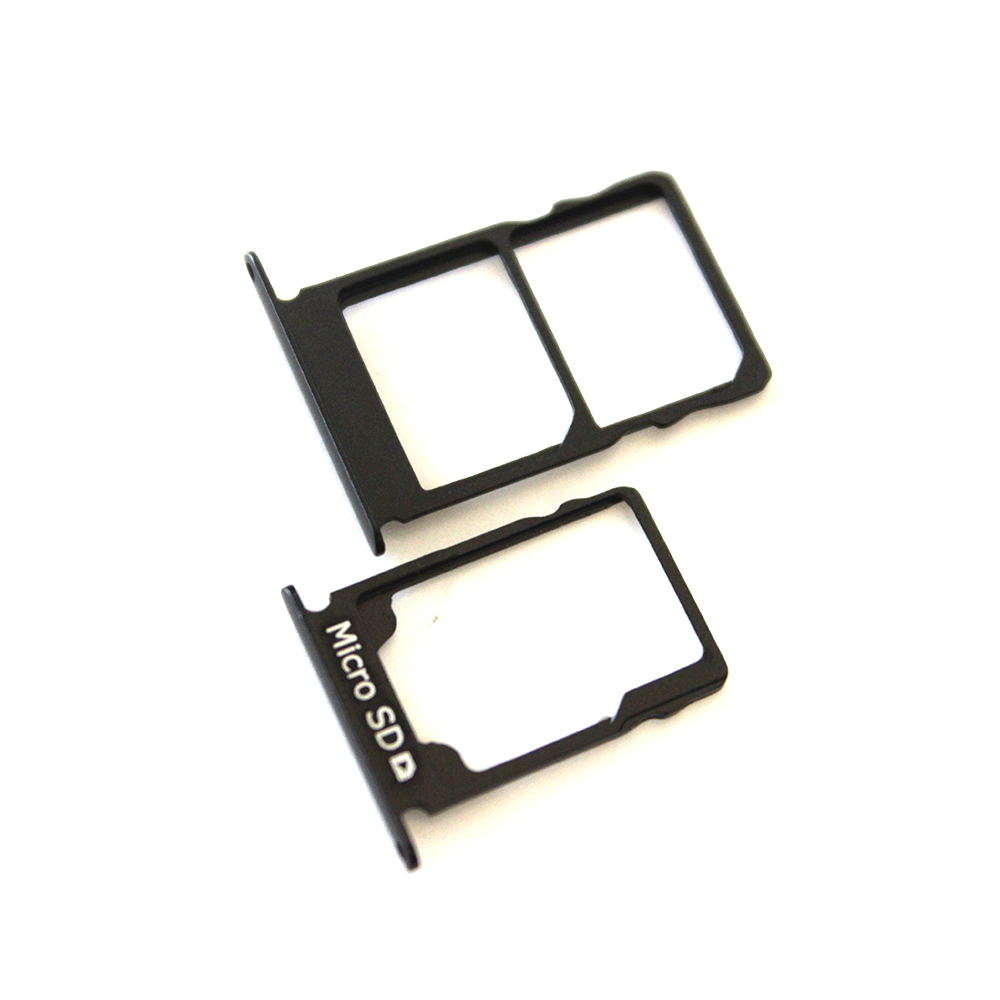 1 Set Sim Card Tray Holder Socket SD Slot For Nokia 3.1 N3.1 Repalcement Part