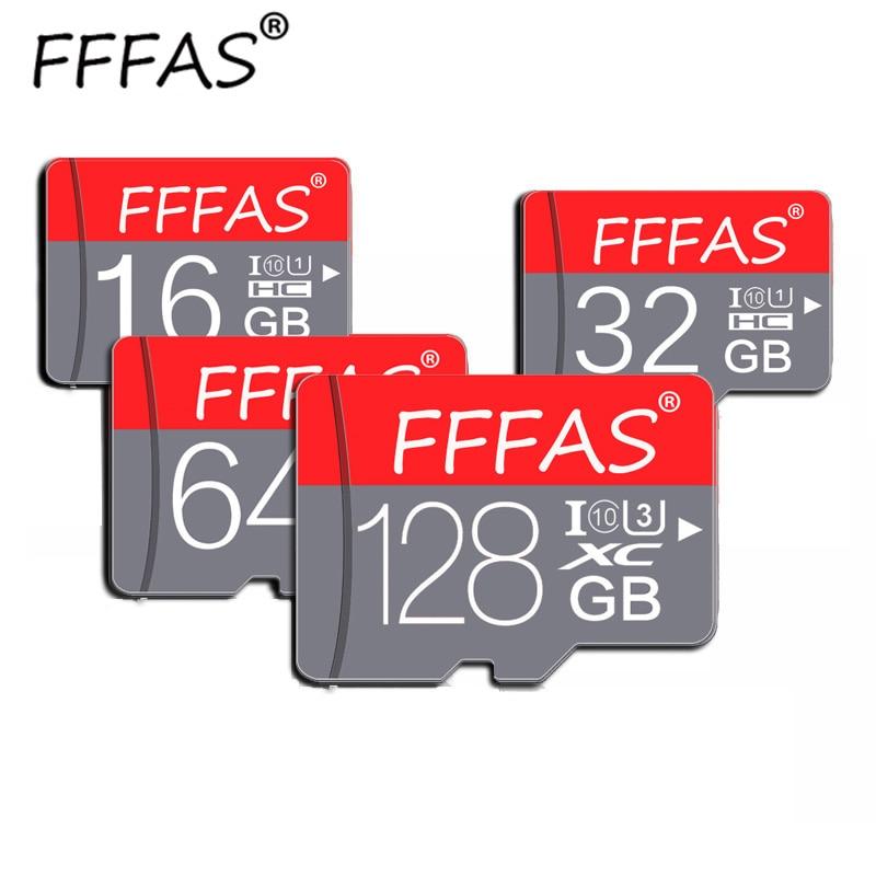 Hot Micro Sd Card 32GB 16GB 8GB Memory Card 64 GB 128GB Microsd Card Class10 Cartao De Memoria Flash Drive Tarjeta Micro Sd 64GB