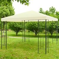 10' x 10' Patio Gazebo Canopy Tent Garden Shelter OP3515