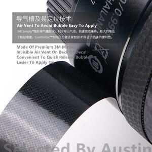 Image 2 - Autocollant de peau de décalcomanie de lentille pour Sony FE 35 f1.8 Sony protecteur de bâti anti rayures housse de protection