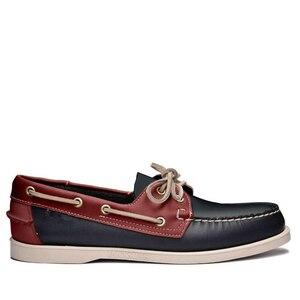 Image 4 - جلد طبيعي chaussure nautique أوم الرجال دوكسيديس دي قارب أحذية المتسكعون الأخفاف أحذية قيادة إنجلترا الشقق 2019A039