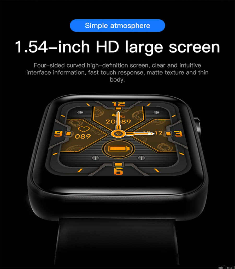lowest price 2020 Smart Watch Men Women Bluetooth Call Full Touch Screen Smartwatch Heart Rate Blood Oxygen Monitor Fitness Tracker Watches