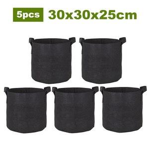 Image 5 - Bolsa de filtro para cultivo de jardín, Extractor de esencias de hielo de hierbas Hash, bolsas de extracción con prensado, planta de pantalla