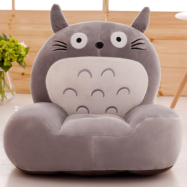 Baby Kids Bean Bag Children Sofa Toys Children Plush Fabric Toys Without Filler Inside Cover 2