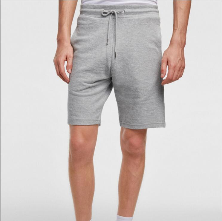 GG14 Summer Of 2018, The Basic Cotton Drawstring Shorts For Men Of Various Colors Will Be Worn