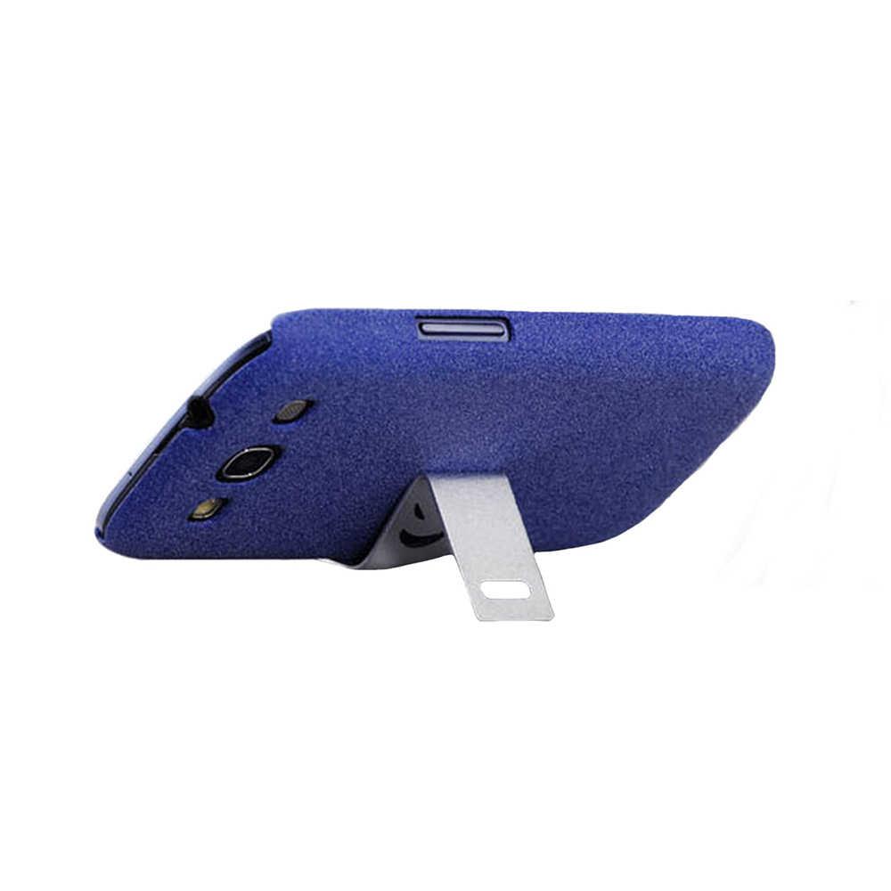 Mini soporte de Metal Devil Smiley soporte Universal bolsa de teléfono móvil funda para Xiaomi Redmi para iPhone XS max XR