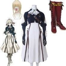 Anime Violet Evergarden Cosplay Costumes Violet Evergarden
