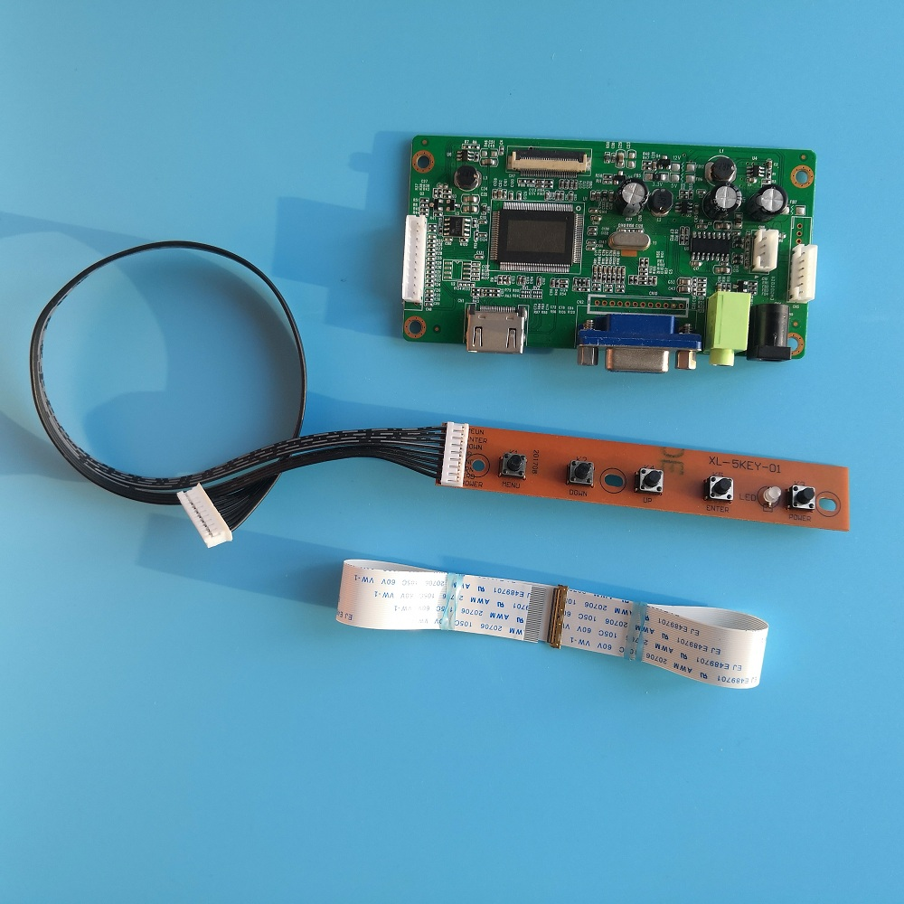 For LG LP156WHB-TPGA/TPGB 1366X768 Panel HDMI LCD LED EDP Controller Driver Board KIT