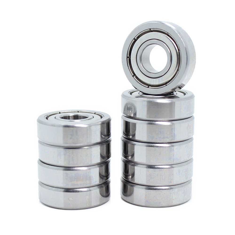 10PCS Deep Groove Ball Bearing 623ZZ 624ZZ 625ZZ 3D Printers Parts P5 Bearings 626ZZ 627ZZ 628ZZ 629ZZ Pulley Wheel