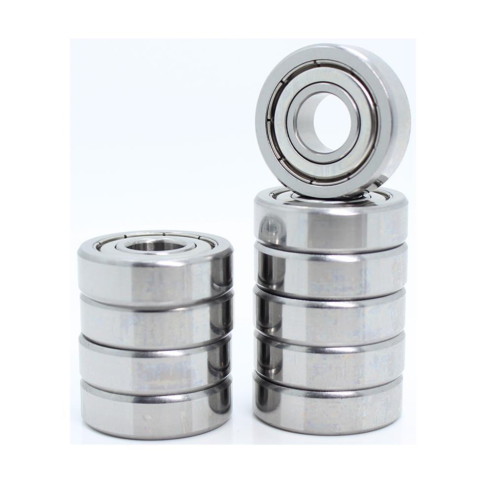10PCS Deep Groove Ball Bearing 623ZZ 624ZZ 625ZZ 3D Printers Parts P5 Bearings 626ZZ 627ZZ 628ZZ 629ZZ Pulley Wheel