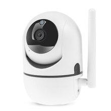 Defeway cámara IP inalámbrica 1080P, dispositivo inteligente para automóbil, seguimiento de la seguridad del hogar, vigilancia Wifi, Monitor de bebé, cámara CCTV inteligente para mascotas