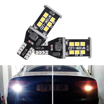 2x Canbus T15 W16W LED Bulbs Reverse Lights 2835SMD Car Back Up Rear Lamp For Audi A5 B8 FL / B8.5 (2015) 2015 vc165 t15 page 9