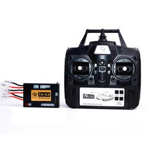 RCtown 6.0 Function Mainboard + 2.4G Transmitter Remote Control System Set for Heng Long 1/16 RC Car Model(China)