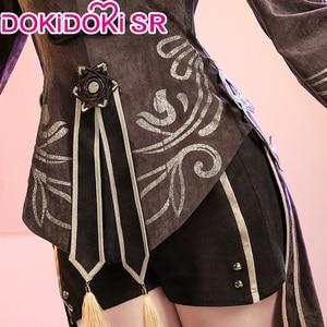 PRE SALE DokiDoki SR Game Genshin Impact Hutao Косплей Костюм Ху Тао костюм Genshin Impact костюм Hutao|Игровые костюмы|   | АлиЭкспресс