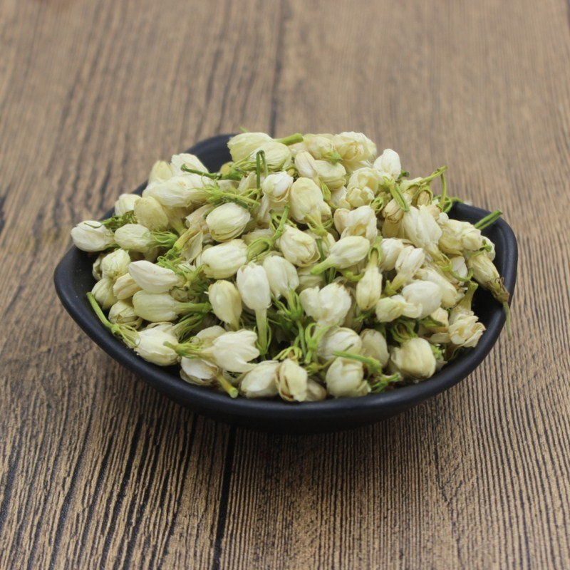 200g Promotion China 100%Natural Freshest Jasmine Tea Flower Tea Organic Food Green Tea Health Care Weight Loss Scented Tea Food 1